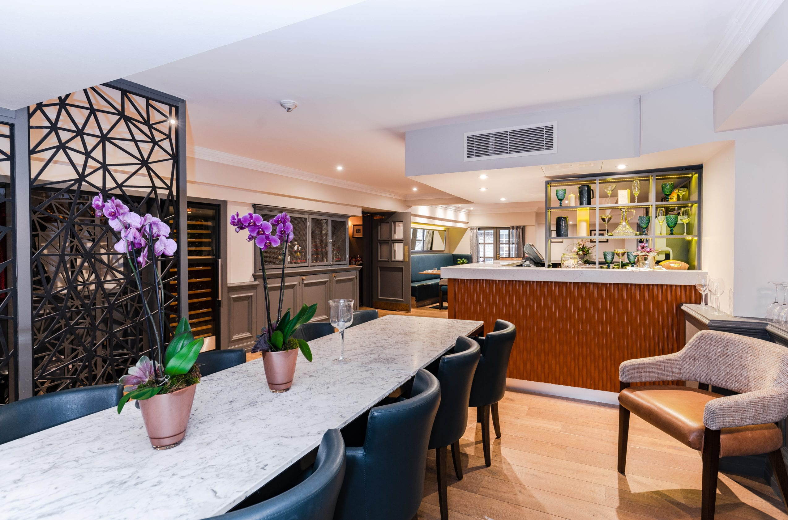 R&B – Private Dining