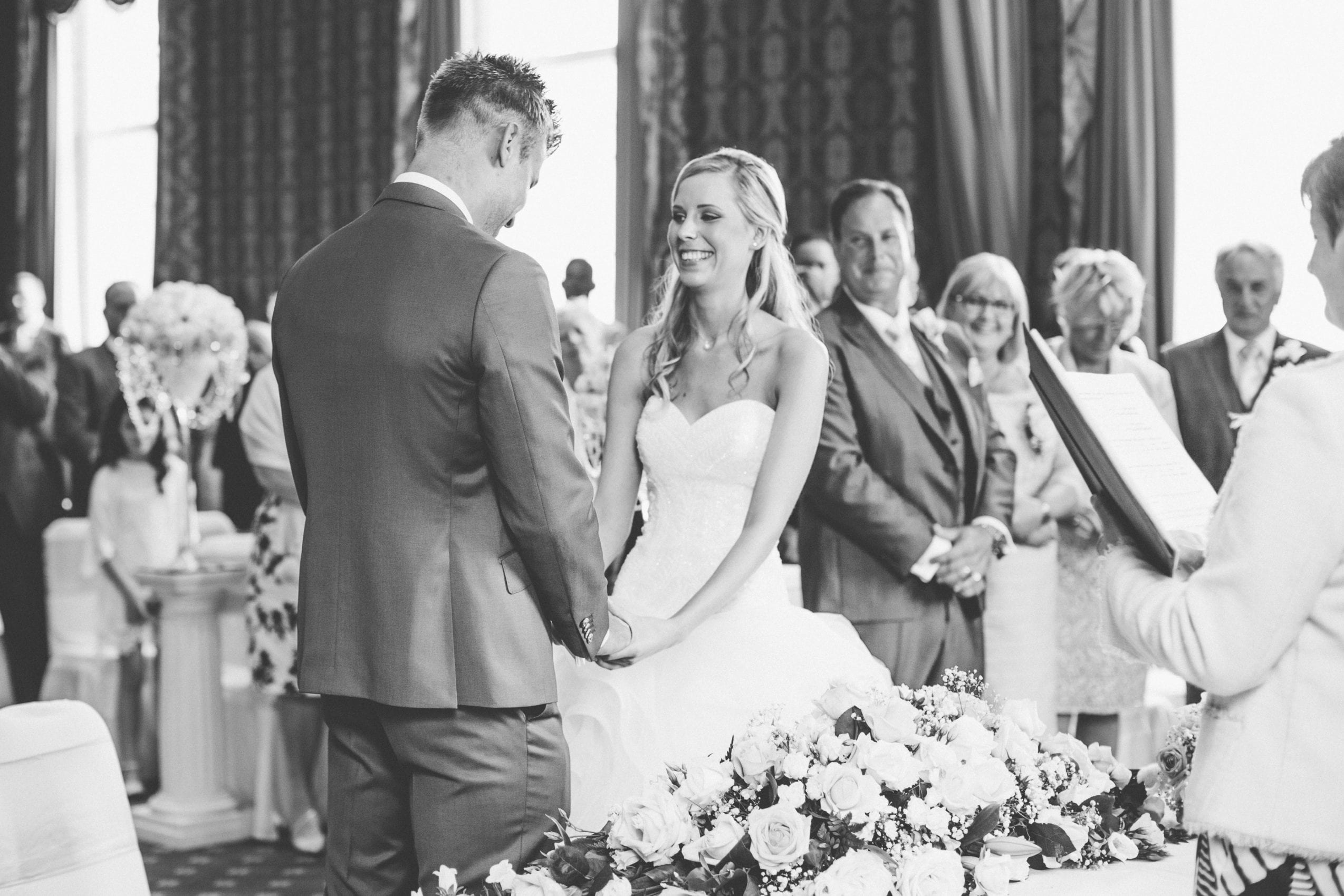 Wed – b&W Izzie & Laurie
